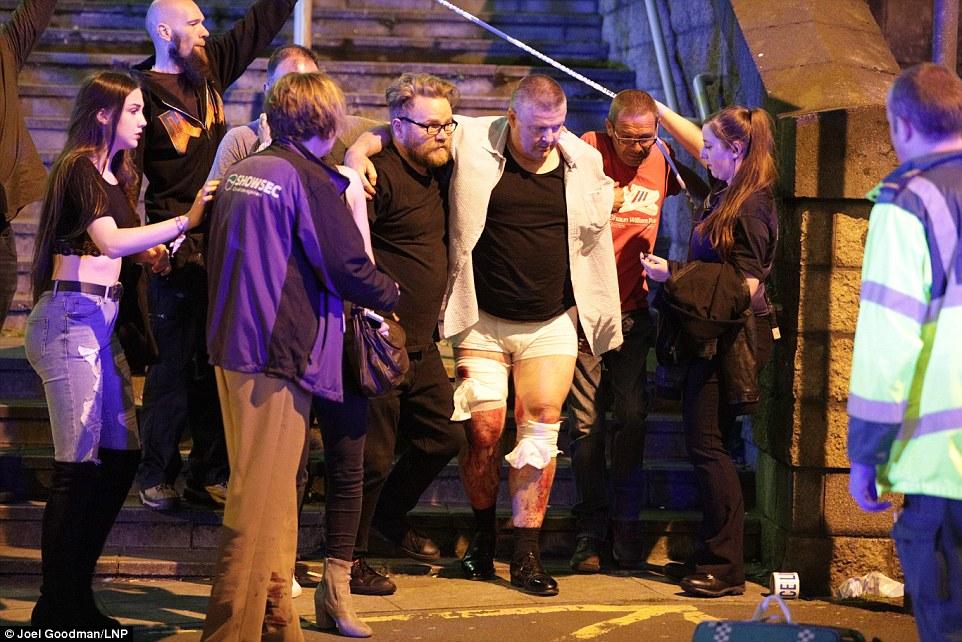 Ariana Grande responde tras el atentado en Mánchester