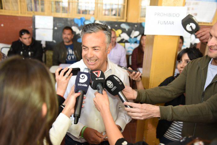 Cornejo se refirió al caso Maldonado cuando votó