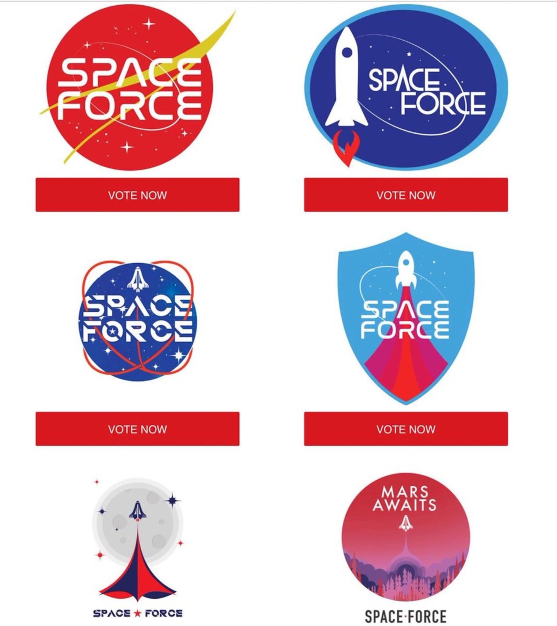 EE. UU. anunció la creación de una Fuerza Espacial militar