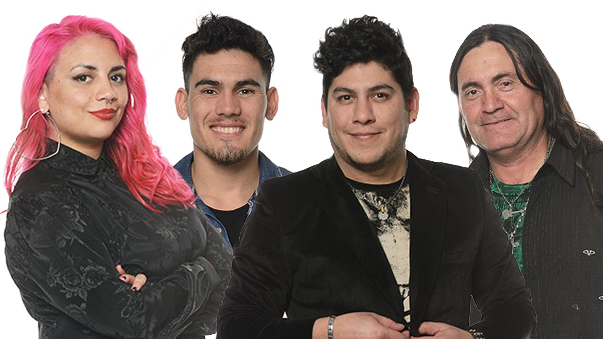 Resultado de imagen para mendocinos en la voz argentina