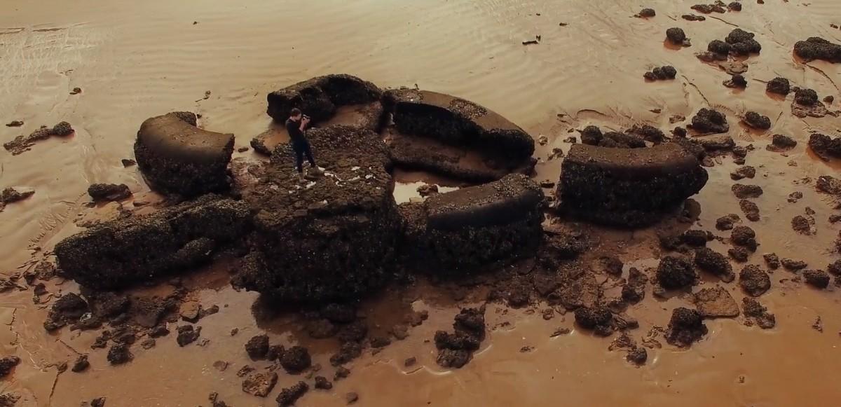 Những cấu trúc khổng lồ này có phải thuộc về Atlantis? (Ảnh: Ingenio Films / Michael Donnellan)