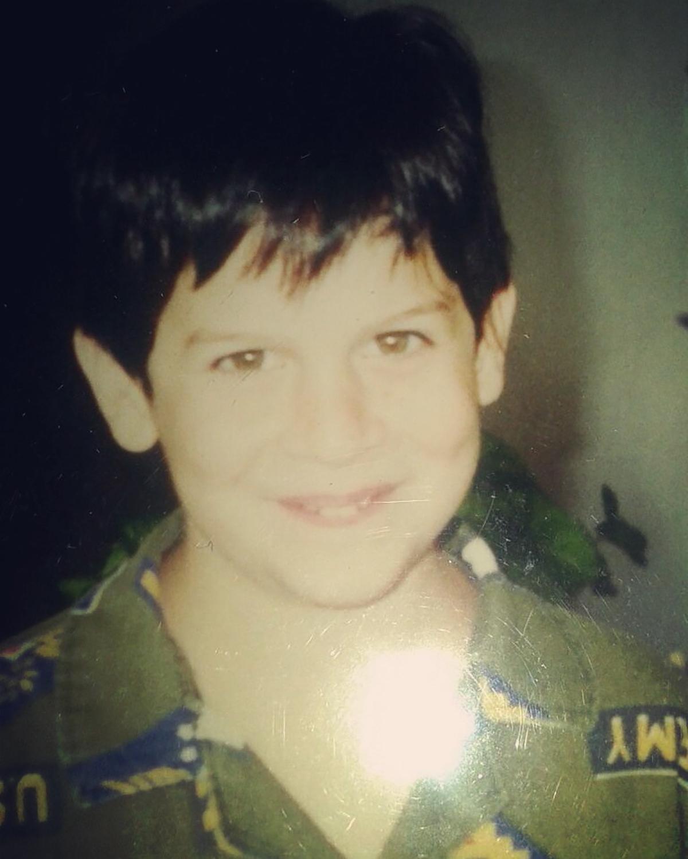 foto de gonzalito yuffrida cuando era niño canal 9 mendoza