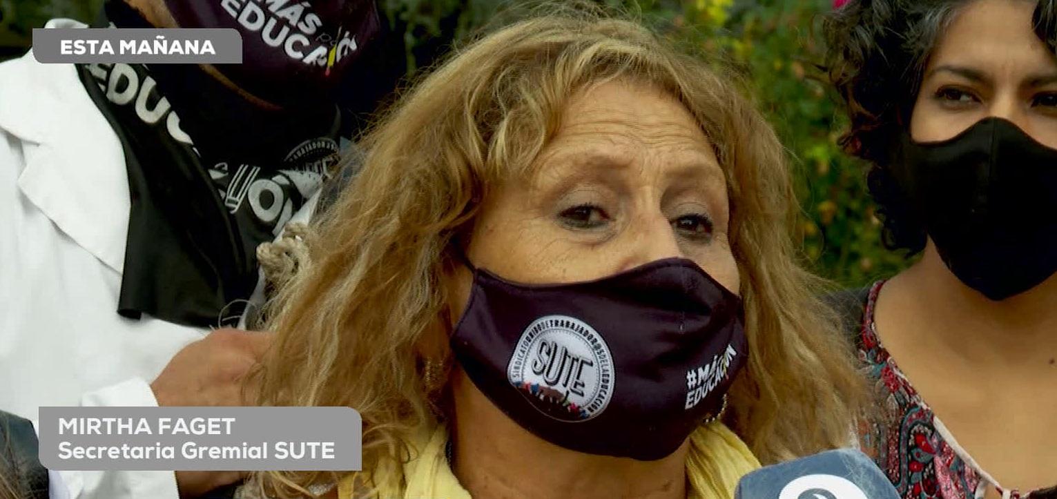 Mendoza: el SUTE pide volver a la virtualidad - Canal 9 Televida Mendoza